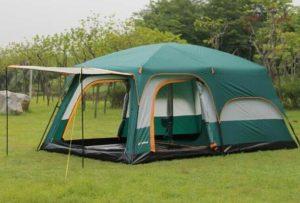 best 2 room tent
