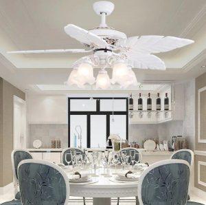 best white ceiling fan