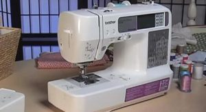 how to pick embroidery machine